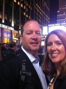 Cris and Janae Baird